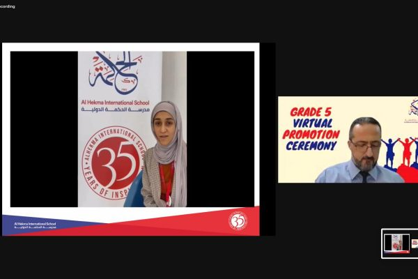 Grade 5 Virtual Promotion Ceremony (2021)36