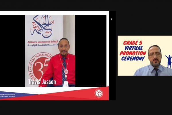 Grade 5 Virtual Promotion Ceremony (2021)37