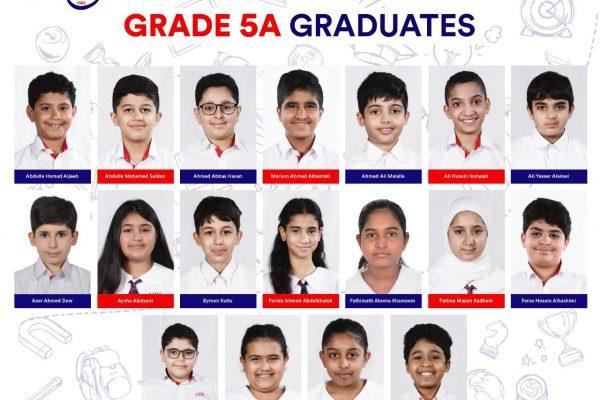 Grade 5 Virtual Promotion Ceremony (2021)39